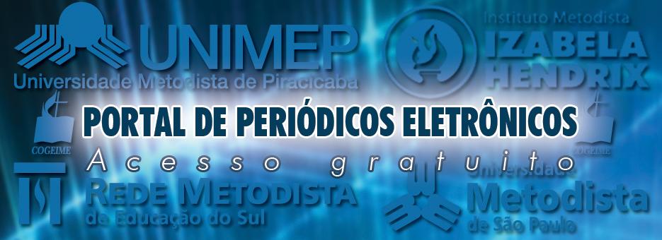 Portal de livre acesso às revistas da Educação Metodista.