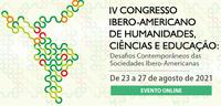 Editora Metodista anuncia Feira Virtual de Livros do IV Congresso Ibero-Americano de Humanidades, Ciências e Educação