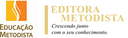 Editora Metodista disponibiliza livros grátis