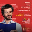 Editora Metodista lança obras na Bienal Internacional do Livro