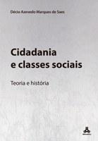 """Professor Décio Saes lança """"Cidadania e Classes Sociais: Teoria e história"""" na Bienal"""