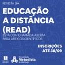 Revista da Educação a Distância abre chamada para produção de artigos científicos